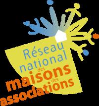 logo RNMA réseau national des maisons des associations